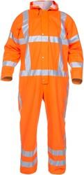 Hydrowear Overton RWS Coverall - Fluor oranje