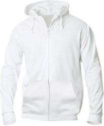 Clique Basic hoody full zip Heren