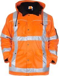 Hydrowear Aspen RWS Winterparka - Oranje
