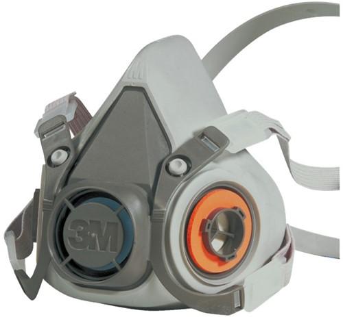 3M 6200 herbruikbaar halfgelaatsmasker M