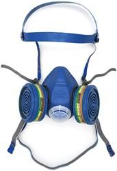 Spasciani DUO Halfgelaatsmasker Verlengd Gebruik
