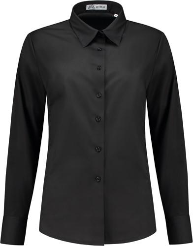 Dames blouse Juliette LM - Zwart