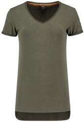 Tricorp 104006 T-Shirt Premium V Hals Dames