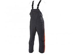 Sticomfort Veiligheidsoverall 1050 - Grijs/Oranje