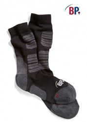 BP  Worker-Socken - Zwart -  1069-169