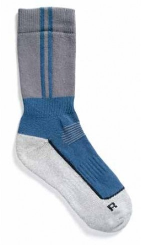 Bickz Cool Sokken blauw-35-38