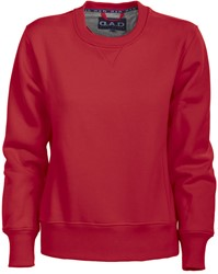 DAD Beacon Dames Sweater - Rood