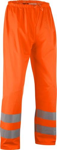 Blaklader 13842000 Regenbroek High Vis-Oranje-XS
