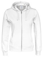 CottoVer Full Zip Hood Dames