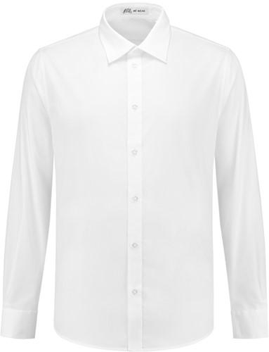 Heren overhemd Brandon LM - Wit