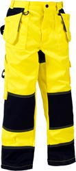 Blaklader 15241860 Kinderbroek High vis