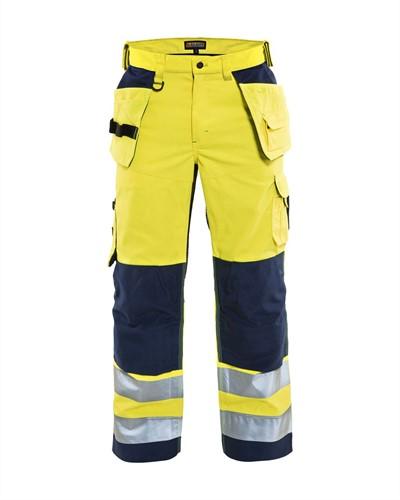 Blaklader 15651811 Werkbroek High Vis met ventilatie
