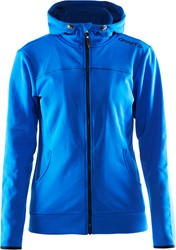 Craft Leisure Full Zip Hood Vest Dames