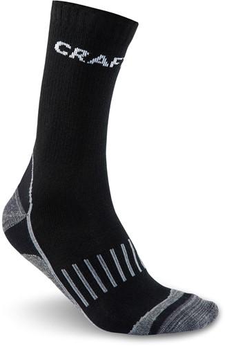 Craft Active training sokken-Zwart-34/36