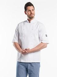 Chaud Devant Hilton Poco White Short Sleeve Koksbuis