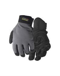 Blaklader 22353915 Handschoen Ambacht Zwart/Grijs