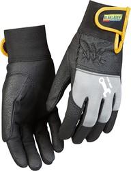 Blaklader 22453942 Handschoen Mekaniekers Zwart/Grijs
