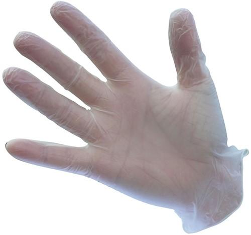 Portwest A905 Vinyl Disp Gloves  (100 stuks)