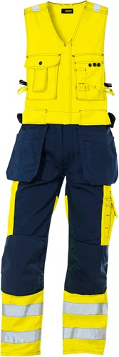 Blaklader 26531804 Amerikaanse overall HIGH VIS