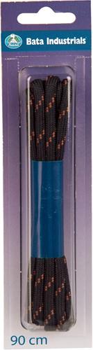 Bata Veters - Rond-120 cm-Zwart/Bruin