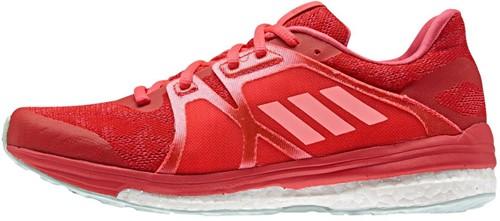 Adidas Super Nova - rood/roze