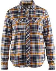 Blaklader 32091137 Dames Overhemd Flanel