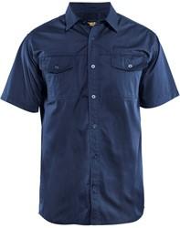 Blaklader 32961190 Overhemd Twill korte mouw