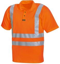 Blaklader 33111972 Piqué Polo High Vis Oranje