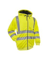 Blaklader 33471974 Dames Hooded Sweatshirt High Vis