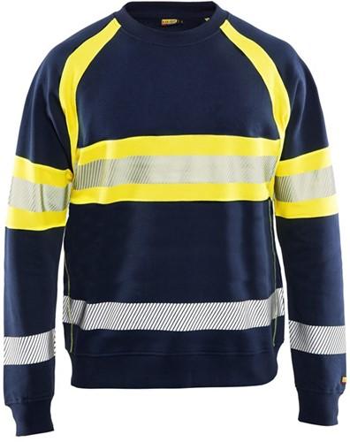 Blaklader 33591158 Sweater High Vis