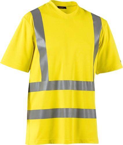 Blaklader 33801070 T-Shirt High Vis UPF 40+ UV