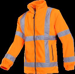 Sioen Berkel Signalisatie Fleece Jas (RWS)