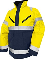 Blaklader 48191977 Dames Winterjas High Vis