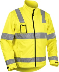 Blaklader 48382517 Jas Softshell High Vis