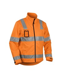Blaklader 48382535 Jas Softshell High Vis