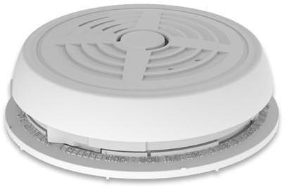 Dicon Rookmelder 230 Volt 9 Volt alkaline back-up batterij