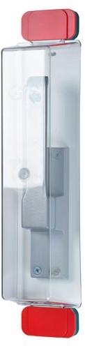 Beschermkap type E voor smalle deuren en ramen