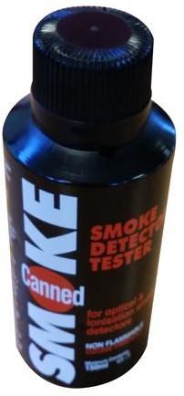 Testgas /smoke tester