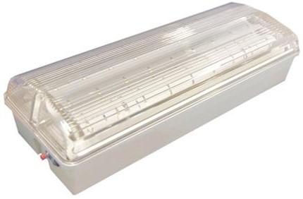 ATV Emergency Light LED opbouw plafond/wand zelftest