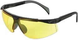 Dynamic Safety Bril 554 Lens Geel