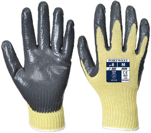 Portwest A600 Cut Nitrile Grip Glove
