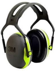 3M Peltor X4 gehoorkap met hoofdbeugel
