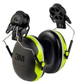 3M Peltor X4P3 gehoorkap helmbevestiging