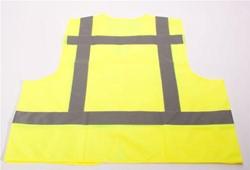 ATV Veiligheidsvest XXL opdruk H-BHV geel