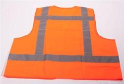 ATV Veiligheidsvest XXL opdruk H-BHV oranje