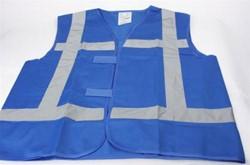 ATV veiligheidsvest XXXXL blauw