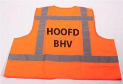 ATV Veiligheidsvest XXL oranje Hoofd BHV