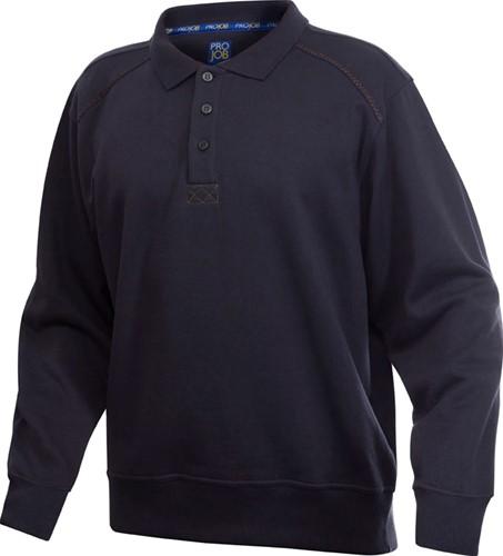 Projob 2119 Sweater-Navy-XS
