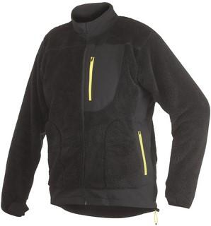 Projob 3305 Fleece Vest Zwart