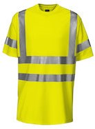 Projob 6010 T-shirt High-vis CL2